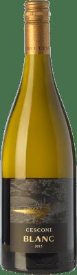 29,95 € Free Shipping | White wine Cesconi Blanc I.G.T. Vigneti delle Dolomiti Trentino Italy Sauvignon Bottle 75 cl
