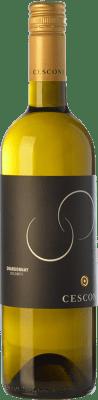 18,95 € Free Shipping | White wine Cesconi I.G.T. Vigneti delle Dolomiti Trentino Italy Chardonnay Bottle 75 cl