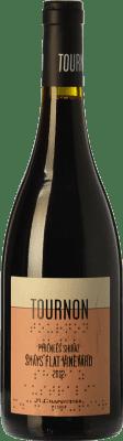 37,95 € Free Shipping | Red wine Chapoutier Domaine Tournon Shays Flat Crianza I.G. Pyrenees Pyrenees Australia Syrah Bottle 75 cl