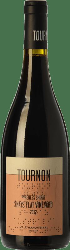 32,95 € Envoi gratuit   Vin rouge Chapoutier Domaine Tournon Shays Flat Crianza I.G. Pyrenees Pyrénées Australie Syrah Bouteille 75 cl