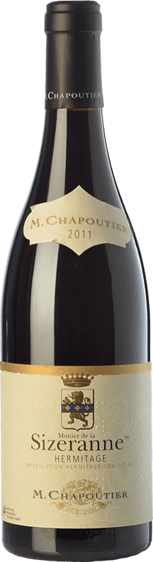 92,95 € Envoi gratuit   Vin rouge Chapoutier Monier de la Sizeranne Crianza A.O.C. Hermitage Rhône France Syrah Bouteille 75 cl