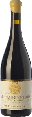 67,95 € Free Shipping   Red wine Chapoutier Varonniers Crianza A.O.C. Crozes-Hermitage Rhône France Syrah Bottle 75 cl