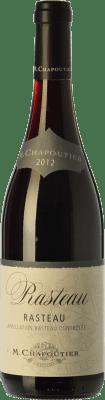21,95 € Free Shipping | Red wine Chapoutier Joven I.G.P. Vin de Pays Rasteau Provence France Syrah, Grenache Bottle 75 cl