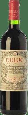 35,95 € Free Shipping | Red wine Château Branaire Ducru Duluc A.O.C. Saint-Julien Bordeaux France Merlot, Cabernet Sauvignon, Cabernet Franc, Petit Verdot Bottle 75 cl