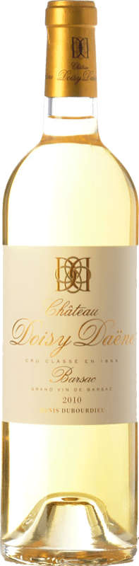 49,95 € Free Shipping | Sweet wine Château Doisy Daëne 2010 A.O.C. Barsac Bordeaux France Sauvignon White, Sémillon Bottle 75 cl