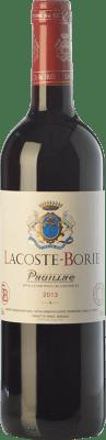 39,95 € Free Shipping | Red wine Château Grand-Puy-Lacoste Lacoste Borie Crianza A.O.C. Pauillac Bordeaux France Merlot, Cabernet Sauvignon, Cabernet Franc Bottle 75 cl
