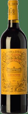 22,95 € Free Shipping | Red wine Château Lafon Rochet Les Pélerins Crianza A.O.C. Saint-Estèphe Bordeaux France Merlot, Cabernet Sauvignon Bottle 75 cl
