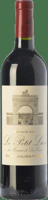 58,95 € Free Shipping   Red wine Château Léoville Las Cases Le Petit Lion A.O.C. Saint-Julien Bordeaux France Merlot, Cabernet Sauvignon Bottle 75 cl