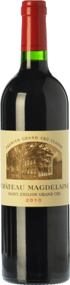 129,95 € Free Shipping | Red wine Château Magdelaine Crianza 2010 A.O.C. Saint-Émilion Grand Cru Bordeaux France Merlot, Cabernet Franc Bottle 75 cl