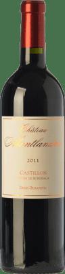 27,95 € Free Shipping | Red wine Château Montlandrie A.O.C. Côtes de Castillon Bordeaux France Merlot, Cabernet Franc Bottle 75 cl
