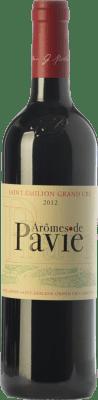 143,95 € Free Shipping | Red wine Château Pavie Arômes Crianza A.O.C. Saint-Émilion Grand Cru Bordeaux France Merlot, Cabernet Sauvignon, Cabernet Franc Bottle 75 cl
