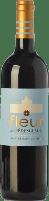 35,95 € Free Shipping   Red wine Château Pédesclaux Fleur Crianza A.O.C. Pauillac Bordeaux France Merlot, Cabernet Sauvignon, Petit Verdot Bottle 75 cl