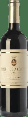 58,95 € Free Shipping   Red wine Château Pichon-Longueville Comtesse Lalande Réserve Reserva A.O.C. Pauillac Bordeaux France Merlot, Cabernet Sauvignon, Cabernet Franc, Petit Verdot Bottle 75 cl