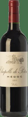 15,95 € Envoi gratuit   Vin rouge Château Potensac Chapelle Crianza A.O.C. Médoc Bordeaux France Merlot, Cabernet Sauvignon, Cabernet Franc, Petit Verdot Bouteille 75 cl