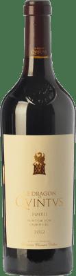 58,95 € Free Shipping   Red wine Château Quintus Le Dragon Crianza A.O.C. Saint-Émilion Grand Cru Bordeaux France Merlot, Cabernet Franc Bottle 75 cl