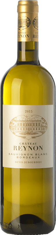 9,95 € Free Shipping | White wine Château Reynon Blanc Crianza A.O.C. Bordeaux Bordeaux France Sauvignon White Bottle 75 cl
