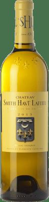 131,95 € Free Shipping   White wine Château Smith Haut Lafitte Blanc Crianza A.O.C. Pessac-Léognan Bordeaux France Sauvignon White, Sémillon, Sauvignon Grey Bottle 75 cl