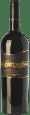 39,95 € Free Shipping | Red wine Chiaromonte Contrada Barbatto D.O.C. Gioia del Colle Puglia Italy Primitivo Bottle 75 cl