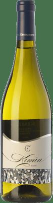 16,95 € Free Shipping | White wine Chiaromonte Kimìa I.G.T. Puglia Puglia Italy Fiano Bottle 75 cl