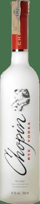 47,95 € Envoi gratuit | Vodka Chopin Rye Pologne Bouteille 70 cl
