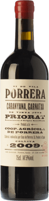 19,95 € Free Shipping | Red wine Cims de Porrera Vi de Vila Crianza D.O.Ca. Priorat Catalonia Spain Grenache, Carignan Bottle 75 cl