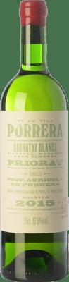 15,95 € Envío gratis | Vino blanco Cims de Porrera Vi de Vila Blanc Crianza D.O.Ca. Priorat Cataluña España Garnacha Blanca, Pedro Ximénez, Picapoll Botella 75 cl