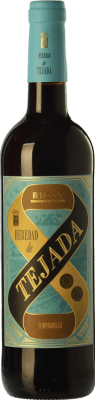 3,95 € Envío gratis | Vino tinto Classica Heredad de Tejada Joven D.O.Ca. Rioja La Rioja España Tempranillo Botella 75 cl