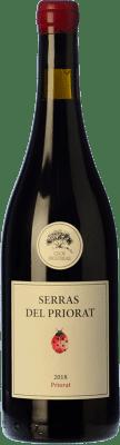 17,95 € Free Shipping | Red wine Clos Figueras Serras Joven D.O.Ca. Priorat Catalonia Spain Syrah, Grenache, Cabernet Sauvignon, Carignan Bottle 75 cl