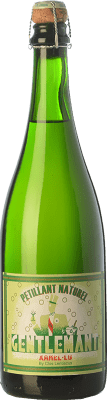 17,95 € Free Shipping | White sparkling Clos Lentiscus Gentlemant Spain Xarel·lo Bottle 75 cl | Thousands of wine lovers trust us to get the best price guarantee, free shipping always and hassle-free shopping and returns.