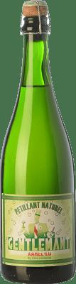 21,95 € Free Shipping | White sparkling Clos Lentiscus Gentlemant Spain Xarel·lo Bottle 75 cl