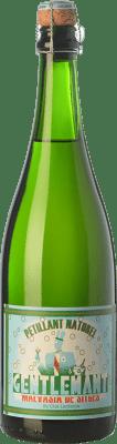 21,95 € Free Shipping | White sparkling Clos Lentiscus Gentlemant Spain Malvasía de Sitges Bottle 75 cl
