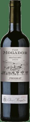 79,95 € Free Shipping | Red wine Clos Mogador Crianza D.O.Ca. Priorat Catalonia Spain Syrah, Grenache, Cabernet Sauvignon, Carignan Bottle 75 cl