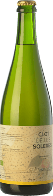 14,95 € Free Shipping | White wine Clot de les Soleres D.O. Penedès Catalonia Spain Chardonnay Bottle 75 cl