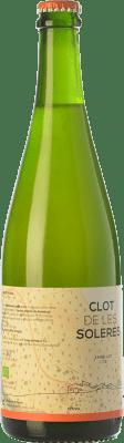 15,95 € Free Shipping | White wine Clot de les Soleres D.O. Penedès Catalonia Spain Xarel·lo Bottle 75 cl