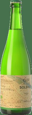 15,95 € Free Shipping | White wine Clot de les Soleres Macabeu D.O. Penedès Catalonia Spain Macabeo Bottle 75 cl