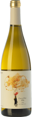 19,95 € Free Shipping | White wine Coca i Fitó d'Or Crianza D.O. Terra Alta Catalonia Spain Grenache White, Macabeo Bottle 75 cl