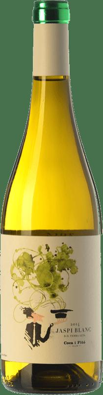 10,95 € Free Shipping   White wine Coca i Fitó Jaspi Blanc D.O. Terra Alta Catalonia Spain Grenache White, Macabeo Bottle 75 cl
