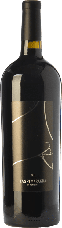 14,95 € Envío gratis | Vino tinto Coca i Fitó Jaspi Maragda Crianza D.O. Montsant Cataluña España Syrah, Garnacha, Cabernet Sauvignon, Cariñena Botella Mágnum 1,5 L