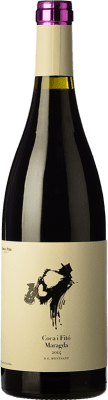 19,95 € Free Shipping | Red wine Coca i Fitó Jaspi Maragda Crianza D.O. Montsant Catalonia Spain Syrah, Grenache, Carignan Bottle 75 cl
