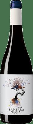 19,95 € Free Shipping | Red wine Coca i Fitó Samsara Crianza D.O.Ca. Priorat Catalonia Spain Syrah, Grenache, Cabernet Sauvignon, Carignan Bottle 75 cl