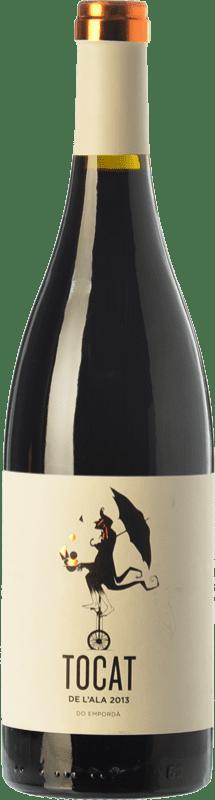 9,95 € Envoi gratuit | Vin rouge Coca i Fitó Tocat de l'Ala Joven D.O. Empordà Catalogne Espagne Syrah, Grenache, Carignan Bouteille 75 cl