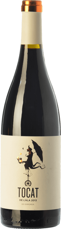 9,95 € Envío gratis   Vino tinto Coca i Fitó Tocat de l'Ala Joven D.O. Empordà Cataluña España Syrah, Garnacha, Cariñena Botella 75 cl