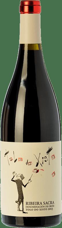 16,95 € Envoi gratuit | Vin rouge Coca i Fitó Tolo do Xisto Joven D.O. Ribeira Sacra Galice Espagne Mencía Bouteille 75 cl