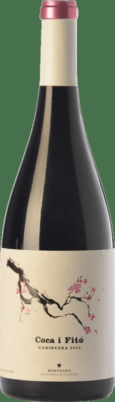 28,95 € Envoi gratuit | Vin rouge Coca i Fitó Carinyena Crianza D.O. Montsant Catalogne Espagne Carignan Bouteille 75 cl