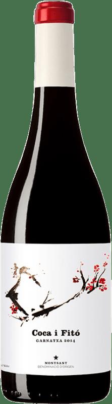 23,95 € Envoi gratuit | Vin rouge Coca i Fitó Garnatxa Crianza D.O. Montsant Catalogne Espagne Grenache Bouteille 75 cl