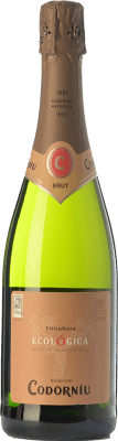 9,95 € Free Shipping   White sparkling Codorníu Ecológico D.O. Cava Catalonia Spain Macabeo, Xarel·lo, Parellada Bottle 75 cl   Thousands of wine lovers trust us to get the best price guarantee, free shipping always and hassle-free shopping and returns.