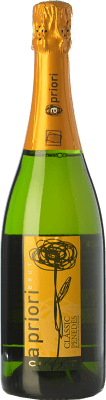 9,95 € Free Shipping   White sparkling Colet A Priori Brut Reserva D.O. Penedès Catalonia Spain Muscat of Alexandria, Macabeo, Chardonnay, Gewürztraminer, Riesling Bottle 75 cl   Thousands of wine lovers trust us to get the best price guarantee, free shipping always and hassle-free shopping and returns.