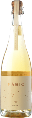 54,95 € Free Shipping | White sparkling Colet Màgic 2006 D.O. Penedès Catalonia Spain Xarel·lo Bottle 75 cl. | Thousands of wine lovers trust us to get the best price guarantee, free shipping always and hassle-free shopping and returns.