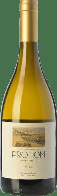 11,95 € Free Shipping | White wine Coma d'en Bonet Prohom Experientia Blanc Crianza D.O. Terra Alta Catalonia Spain Grenache White, Viognier Bottle 75 cl
