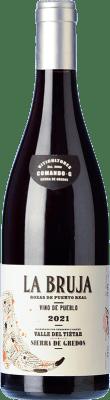 19,95 € Envoi gratuit | Vin rouge Comando G La Bruja Avería Joven D.O. Vinos de Madrid La communauté de Madrid Espagne Grenache Bouteille 75 cl